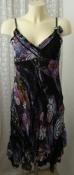 Платье женское летнее легкое изящное сарафан миди бренд Sensations р.42 6289