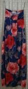 Платье женское модное летнее макси Miso р.40-42 6302