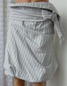 Юбка женская модная демисезонная хлопок Topshop р.42 6330