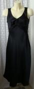 Платье черное элегантное миди бренд Face р.44-46 6343