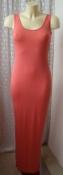 Платье женское летнее легкое сарафан вискоза стрейч макси бренд Boo Hoo р.44 6366