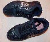 Темно-синие кроссовки AIERDA - 38 размер, 24 см стелька.  Румыния