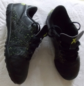 Оригинальные кроссовки АДИДАС на мальчика с Камбоджии - 31 размер.