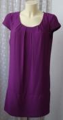 Платье женское летнее элегантное мини H&M р.46 6405
