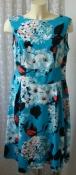 Платье женское летнее модное миди George р.48 6418