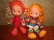 Куколки Hallmark Mattel