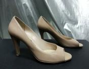 Пудровые туфли от Salvatore Ferragamo ( оригинал ), кожаные.