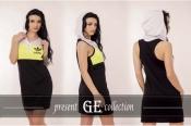 """Спортивное платье """"Adidas"""" мод.3033"""