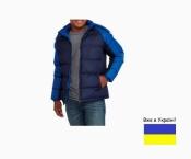 Куртка мужская зимняя Climate Concepts с флисовой подкладкой капюшоном