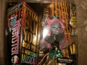 куклы Монстер Хай Monster High Мауседес