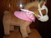 лошадка и аксессуары для Беби Борна  Zapf Creation