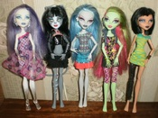 куклы Монстер Хай Monster High 5