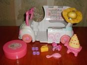 My Little Pony фургончик мороженного
