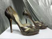 Туфли Christian Dior ( оригинал ), кожаные,  в идеальном состоянии.