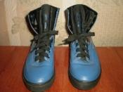 ботинки демисезонные Jecci Fivе