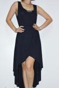 Платье каскад французский трикотаж  4 модели