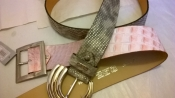 кожаные ремни Paolo Truzzi, Италия, оригинал, качество, суперцена