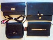 Клатчи и сумочки Раоlo Truzzi, Италия, оригинал = отличный подарок!