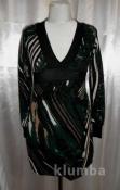 Тёплое фирменное платье