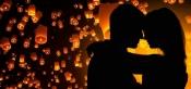 Повітряні ліхтарики, небесні ліхтарики, літаючі ліхтарі, китайські небесні ліхтарі, небесные фонарики желаний, ліхтарики бажань