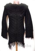 Теплющий шерстяной свитер