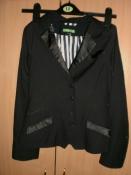 школьный пиджак и жилет для девочки  b.y. TAN