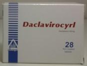 Даклатасвир (Daklatasvir)  купить в Украине