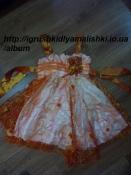 красивое нарядное платьице для утренника или карнавала binko kids