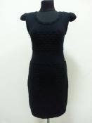 Платье / сарафан Chanel, оригинал, шерсть / шелк ( необычайно мягкое ), цвет- черный.