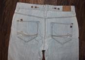 Светло-голубые мужские джинсы ALCW - наш 52 размер