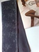 Колготки половинки микрофибра с лайкрой Gatta р.2-S, лимитированная серия, очень интересные!
