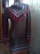 Платье-Туника, тёпленькое