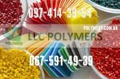 Вторичный гранулированный полиэтилен, полистирол, полипропилен ПП