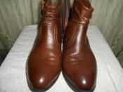 Ботинки Tu