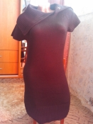 Платье-Туника, тёплое, брендовое