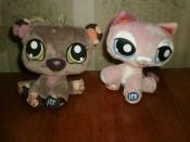 игрушки LPS от Hasbro
