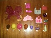 обувь и аксессуары для Барби