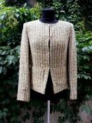 Твидовый пиджак Bushynska, стиль Chanel.