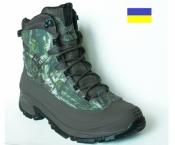 Columbia Bugaboot Camo зимние мужские ботинки камуфлированные BM1577