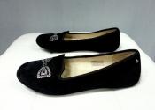 Женские туфли Ugg, оригинал, новые, цвет- черный.