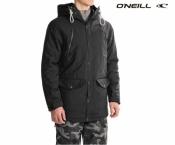 O'Neill Element сноубордическая мужская куртка 10K/10K черная, размер M