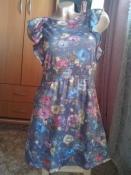 Нежное платье от Bershka