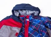 Детская куртка Healthtex 3 в 1 утепленная с капюшоном на три сезона.