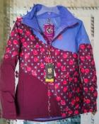 Burton Hart куртка сноубордическая подростковая XL женская курточка