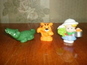little people Fisher price пиплы