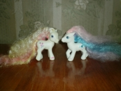 лошадки My Little Pony