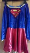 карнавальное платье Супервумен