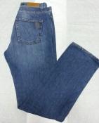 Мужские джинсы Gucci, оригинал, состояние новых, цвет- синий.