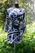 Шелковая туника - платье Emilio Pucci, Италия, оригинал.