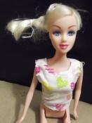 Кукла 28х5.5 см. состояние отличное